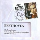 Beethoven: The Symphonies (CD, Mar-2010, 5 Discs, DG Deutsche Grammophon)