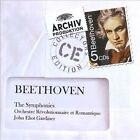 Beethoven: The Symphonies (CD, Mar-2010, 5 Discs, DG Deutsche Grammophon)