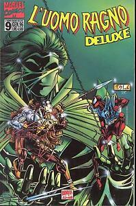 UOMO RAGNO DELUXE n° 9 - Ed. Marvel Italia - 1996