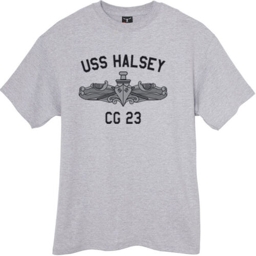 US Navy USS Halsey CG-23 T-Shirt