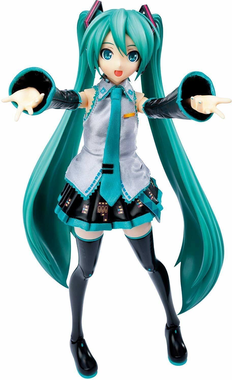 RAH Vocaloid Hatsune Miku Project DIVA-F Medicom Toy Figure from Japan