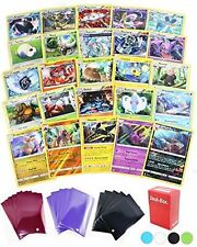 25 Pokemon Rare Card Lot 100 HP or Higher Elite Trainer Kit Cards Free Deck Box