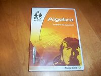 Fly Fusion - Algebra - For Fly Pentop Computer By Leap Frog Cd-rom Sealed