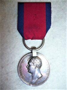 """Battle of Waterloo Medal 1815 to Royal Horse Artillery, """"F"""" Troop"""