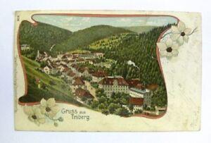 AK Postkarte Gruss aus Triberg