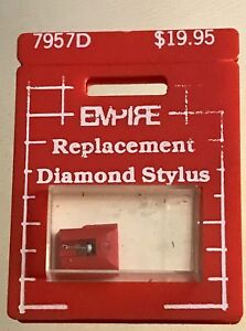 OEM-Empire-Replacement-Diamond-Stylus-GENUINE-ONE-STYLUS-7957D