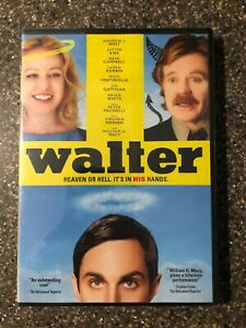 Walter-DVD-2015-New-Factory-Sealed-Free-Shipping