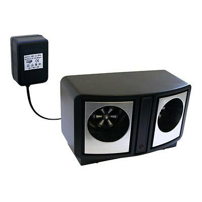 Repellente Insetti Roditori Topi Ratti E Scarafaggi Ad Ultrasuoni Doppio Speaker Ebay