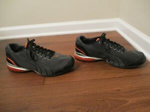 Used Worn Size 13 Puma 10Cell 1.0 Shoes