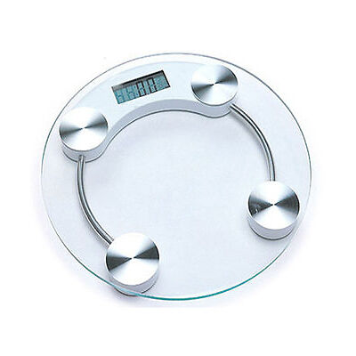 Electronic Digital/LCD Personal Health Checkup Body Fitness Weighing Scale