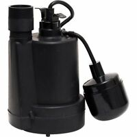 Superior Pump 1/4 Hp Sump Pump W