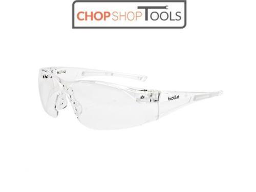 Rush Safety Glasses-Clear bolrushpsi