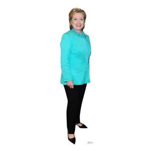 Hillary Clinton Life Size Cutout
