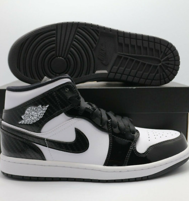 Nike Air Jordan 1 Mid SE Carbon Fiber All Star 2021 DD2192-001 Men's/GS/PS Sizes | eBay