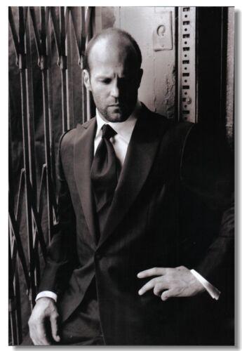 Poster  Jason Statham Actor Star Club Wall Art Print 210