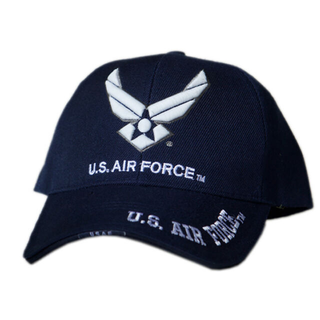 e1d6239d0de US Honor 3d Embroidered Air Force Wing Logo Baseball Caps Hats for ...