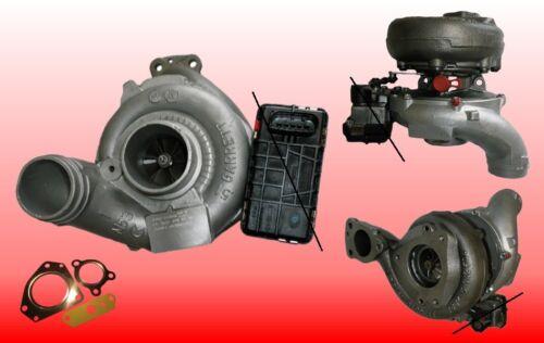 Turbocompresor Mercedes G M R 280 320cdi 135kw 140 165kw 765155-0004 sin electrónica