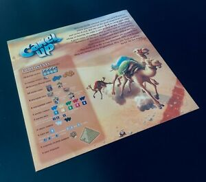 Details about  /Catacombs Official Extra//Replacement Game Piece Tutorial Manual Rule Book
