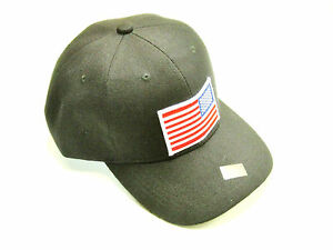 Image is loading Reverse-American-Flag-Hat-baseball-cap-motorcycle-patch- 31ad937095a