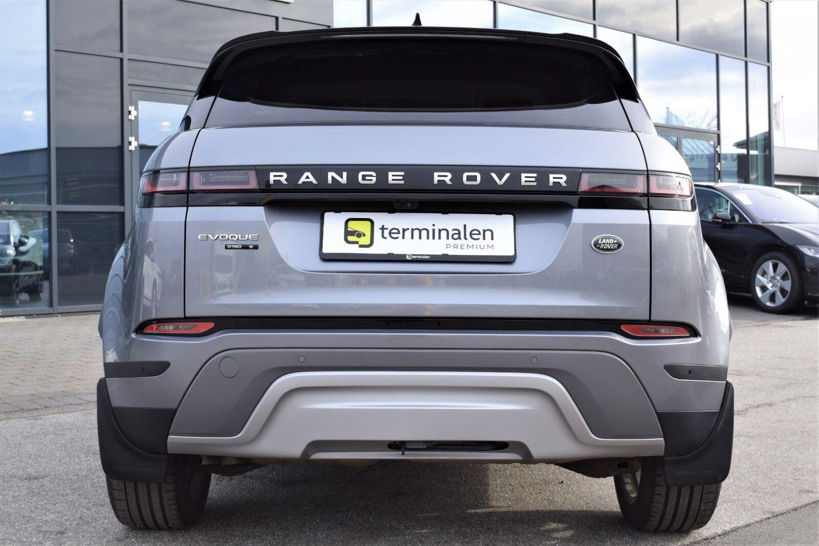 Land Rover Range Rover Evoque 2,0 D180 S aut.