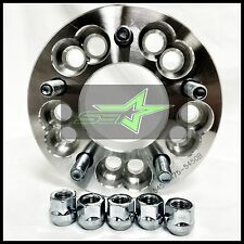"1 WHEEL ADAPTERS SPACERS 5X114.3 OR 5X120 TO 5X135 | 12X1.5 | 1.25"" INCH 