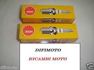 2-BUJ-AS-NGK-CHISPA-MAS-DPR8EA-9-HONDA-XR-R-600