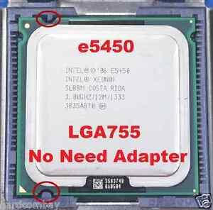 Details about Intel Xeon E5450 CPU LGA 775 Processor 3 0GHz/12MB/Quad Core  Close to Q9650