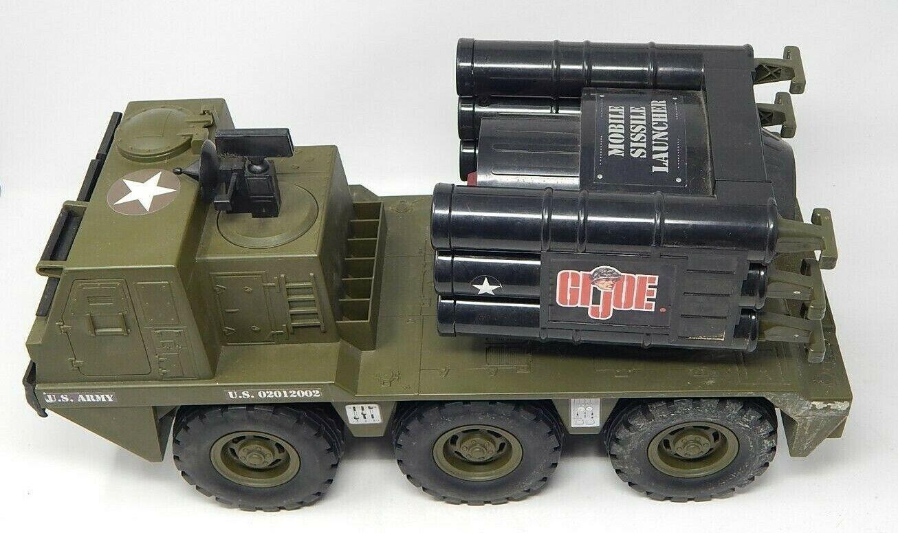 GI JOE 2003 Electronic lance-missiles R20425