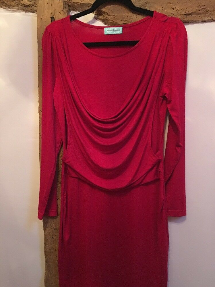Almost Famous Jersey Dress Size M VGC