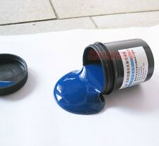 100g Photoresist Anti-etching Blue Paint for DIY PCB Photo Etched PE NEW