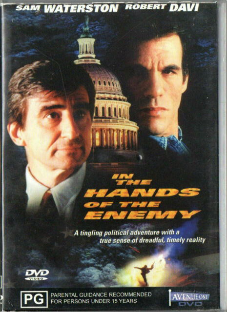 In The Hands Of The Enemy (Sam Waterstone, Robert Davi) - REGION FREE DVD