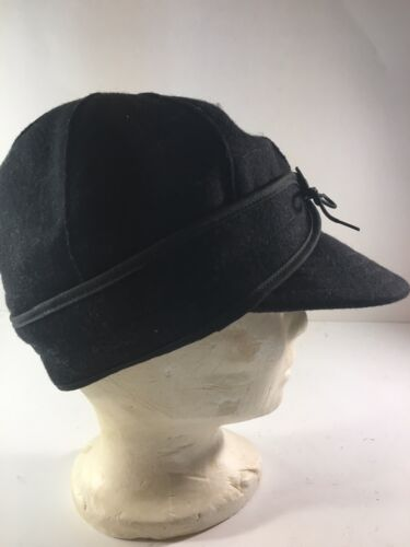 Vintage Stormy Kromer Style Winter Insulated Hat