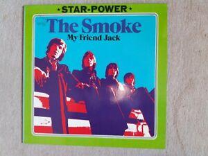 The Smoke  -  My Friend Jack  -Star Power  -    Vinyl
