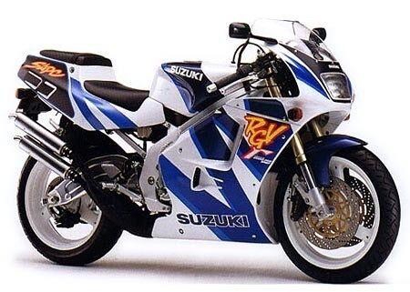Suzuki RGV250 1995 large headed stainless steel fairing cover bolts kit