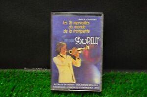 CASSETTE AUDIO TROMPETTE JEAN CLAUDE BORELLY   K7  PAS DISQUE VINYLE CD