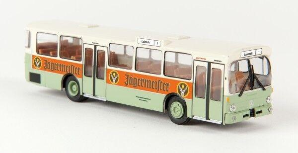 1 87 Brekina MB O 305 Bayreuth Jagermeister 50745