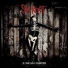 .5: The Gray Chapter * by Slipknot (Vinyl, Oct-2014, 2 Discs, Roadrunner Records)