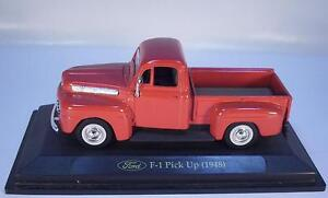Road-Signature-1-43-FORD-f1-Pick-up-1948-Rosso-7818