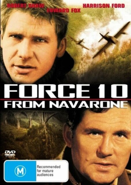 Force 10 From Navarone (DVD, 2007)  ps356