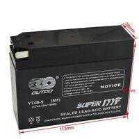 Ut4b-bs Yt4b-bs Motorcycle Battery For Yamaha Sr400 Ttr90e Ttr50e Dr-z70 Yj50r