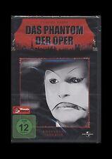 DVD DAS PHANTOM DER OPER - 1943 - CLAUDE RAINS - UNIVERSAL HORROR *** NEU ***