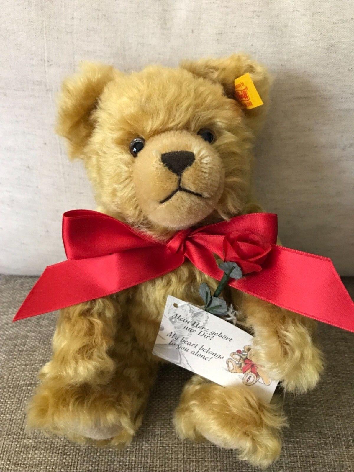 Steiff  028113 Declaration of Love Teddy Bear NWT
