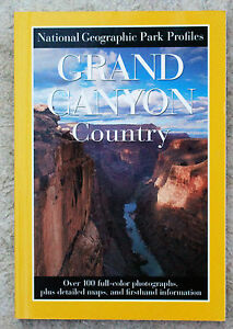 National-Geographic-Park-Profiles-1997-Grand-Canyon-Country-Photographs