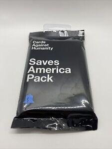 Cards-Against-Humanity-ahorra-America-Pack-De-Expansion-Nuevo-y-Sellado