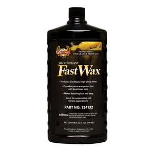 Presta 134132 VOC Compliant Fast Wax High Gloss Finish (32 fl oz)