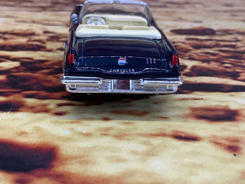 Modelbil, Newray 1953 Chrysler 300E, skala 1:43