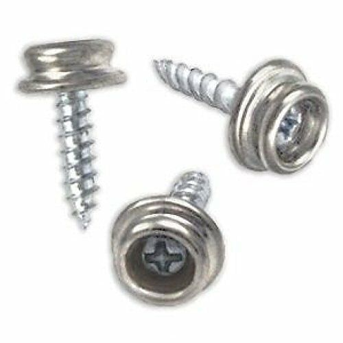 Boat Cover 20 x 15mm Marine Grade Stainless Steel Snap Fastener Press Stud