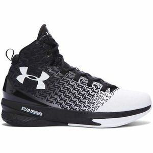 Image is loading Under-Armour-ClutchFit-Drive-3-Basketball-Shoes-Black-