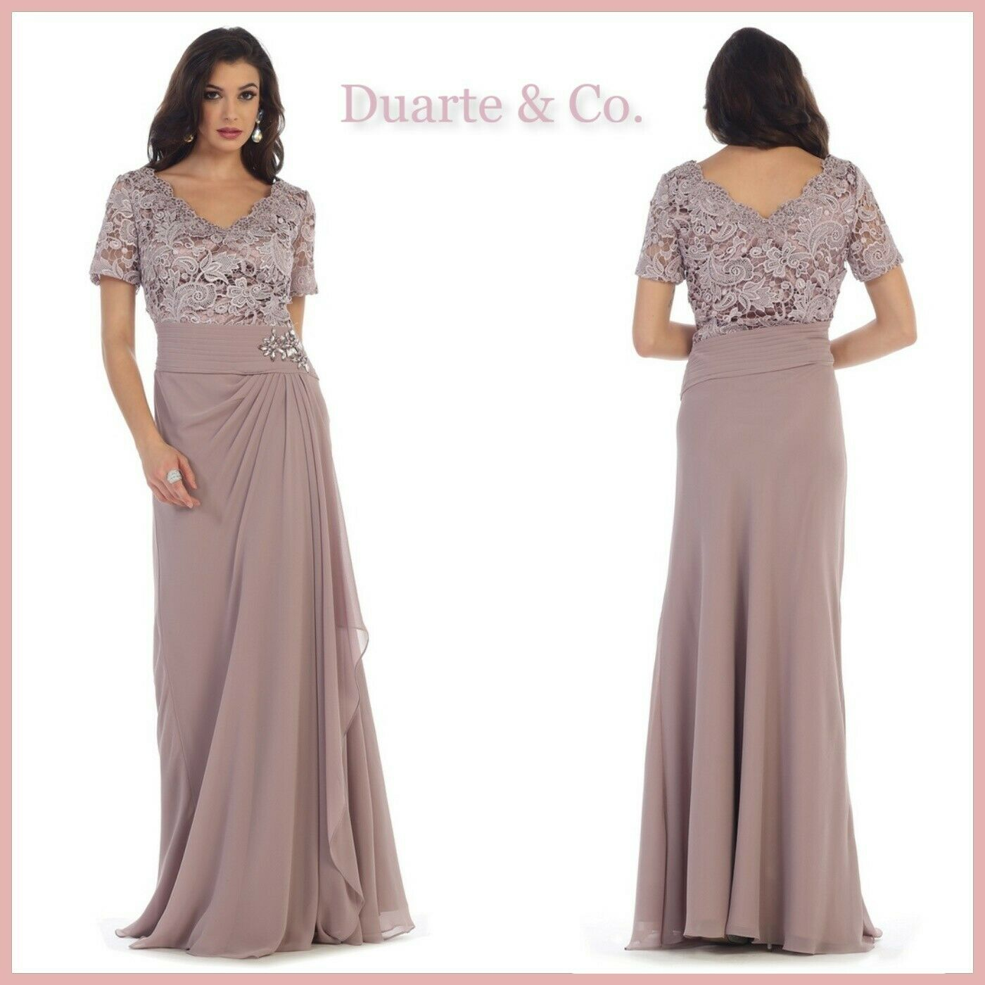 Mother Of The Bride Dress Plus Size