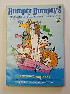 Vtg-Humpty-Dumpty-039-s-Magazine-for-Little-Children-Sept-1969-Paperback-1148